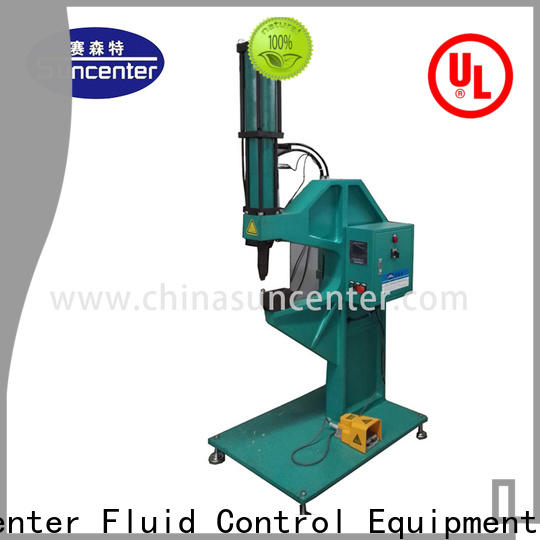 Suncenter rivetless riveting machine bulk production