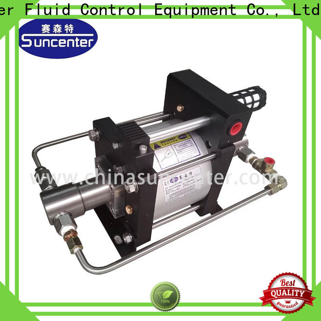 easy to use air driven liquid pump hydraulic on sale for petrochemical
