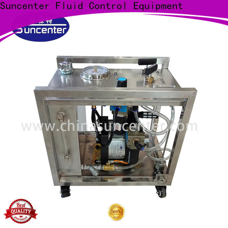 Suncenter energy saving hydraulic power unit manufacturer for mining