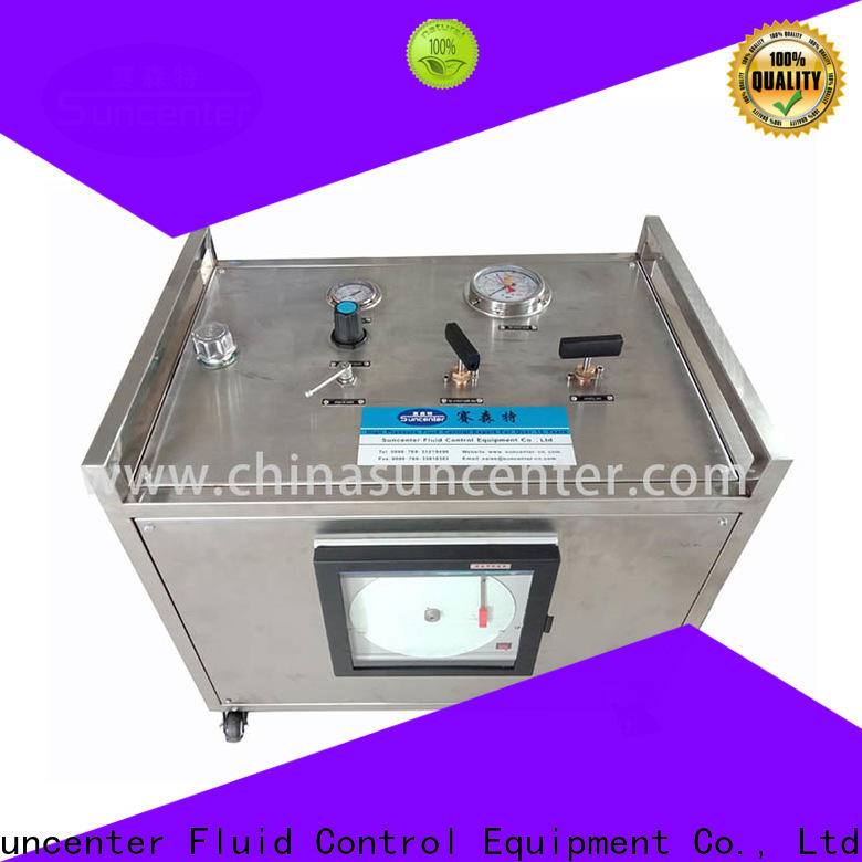 long life hydro test pump dls producer for metallurgy