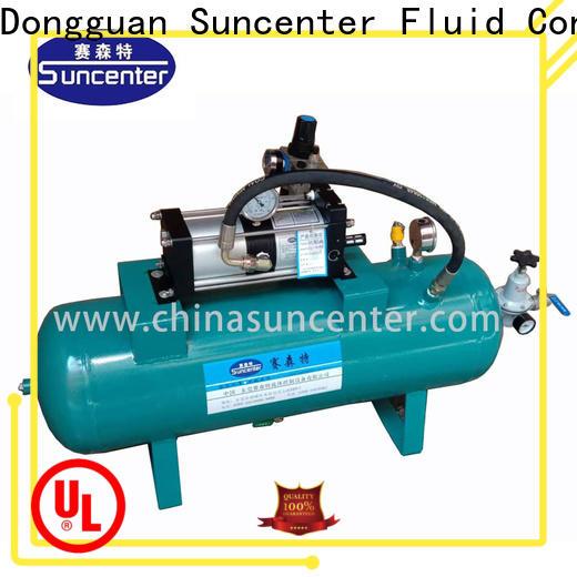 Suncenter competetive price high pressure air pump certifications for pressurization