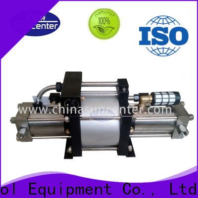 Suncenter bar pump booster type for pressurization