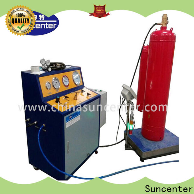 Suncenter machine fire extinguisher refill for fire extinguisher