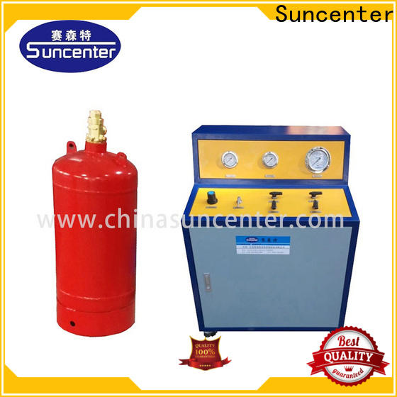 newly fire extinguisher refill machine for fire extinguisher