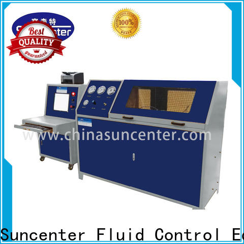 Suncenter automatic pressure test pump for-sale for flat pressure strength test