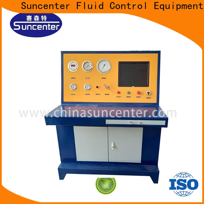 Suncenter high-quality hydrostatic test pump overseas market for petrochemical