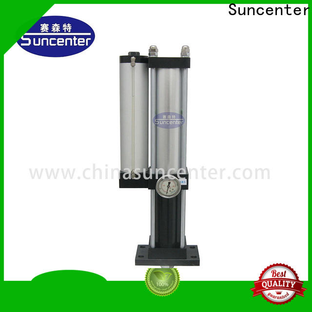Suncenter machine double acting pneumatic cylinder research for medical