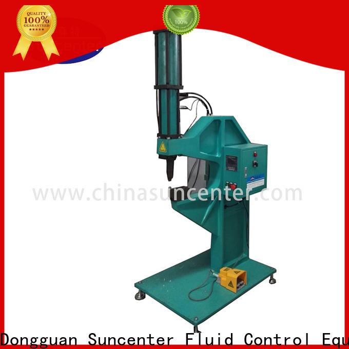 safe riveting machine model type for welding