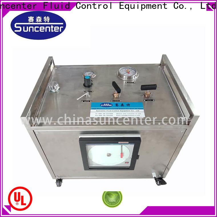 Suncenter advanced technology hydraulic power unit marketing for machinery