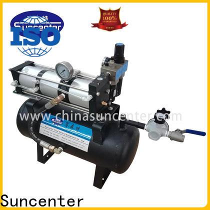 Suncenter air pressure pump vendor for safety valve calibration