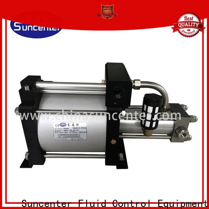 Suncenter oxygen oxygen pumps bulk production for safety valve calibration
