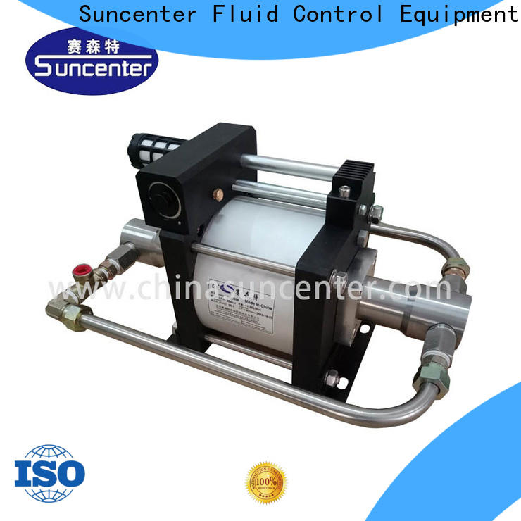 Suncenter transfer booster pump price effectively for safety valve calibration