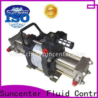 Suncenter lpg booster gas for safety valve calibration