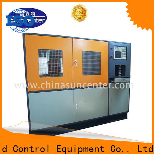 Suncenter competetive price compression testing machine package for pressure test