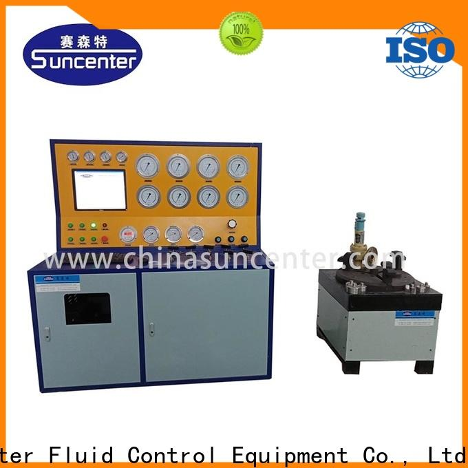 Suncenter hot-sale gas pressure test free design for industry