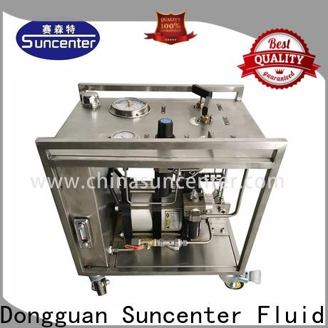 Suncenter field chemical injection pump owner for medical