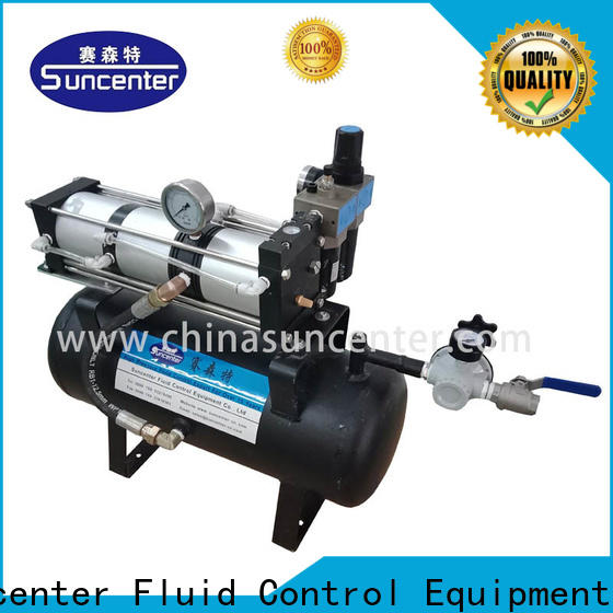 Suncenter durable air pressure pump from china for natural gas boosts pressure