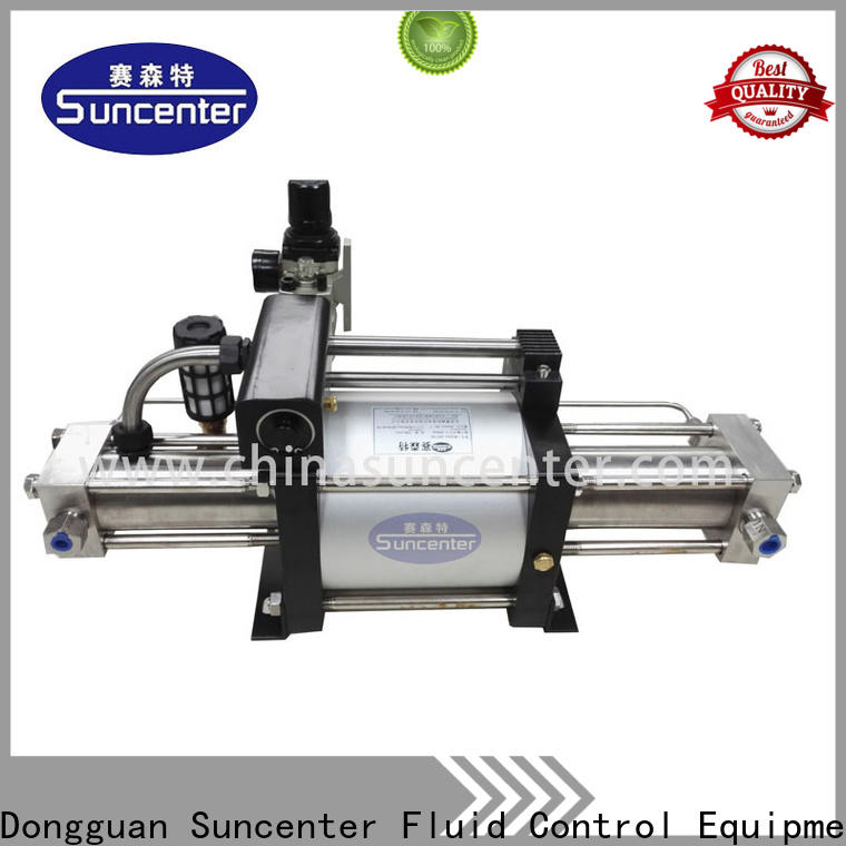 Suncenter stable gas booster in china for pressurization