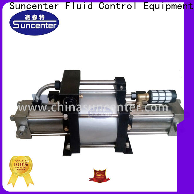 Suncenter energy saving pressure booster pump for natural gas boosts pressure
