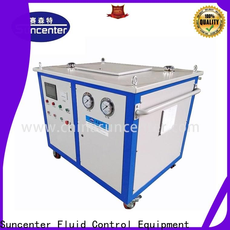 Suncenter copper tube expander overseas market for air conditioning pipe