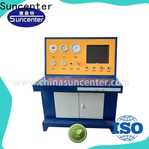 Suncenter cylinder hydrostatic testing factory price for petrochemical