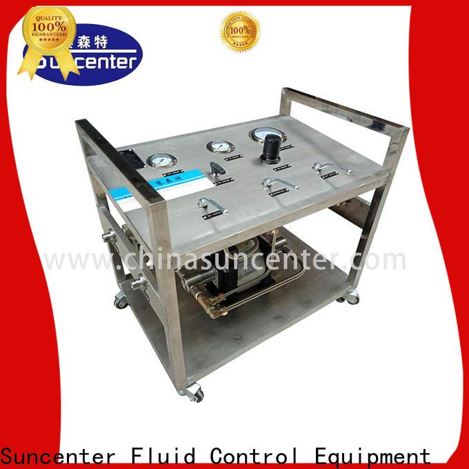 Suncenter co2 booster pump price owner for pressurization