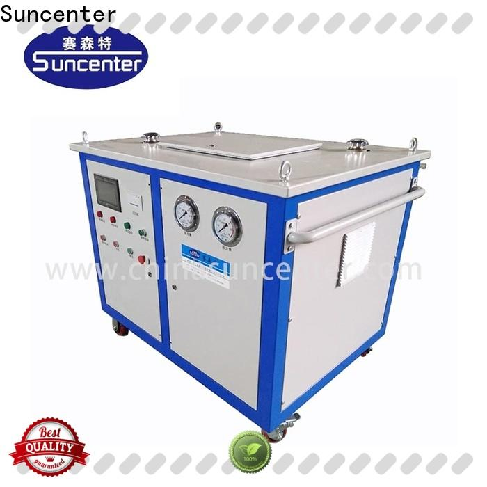 Suncenter advanced technology hydraulic press machine price on sale for duct