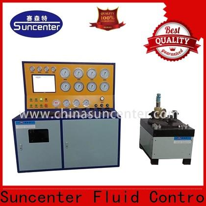 Suncenter newly hydro pressure tester free design for factory