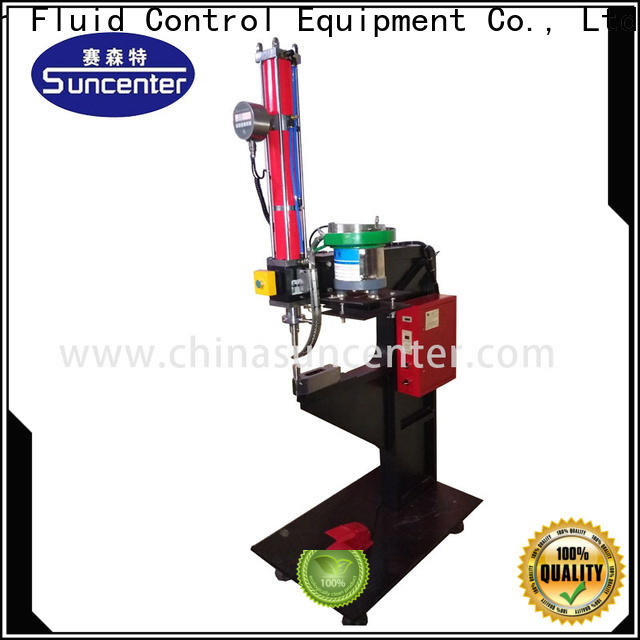 professional orbital riveting machine machine overseas marketing for welding
