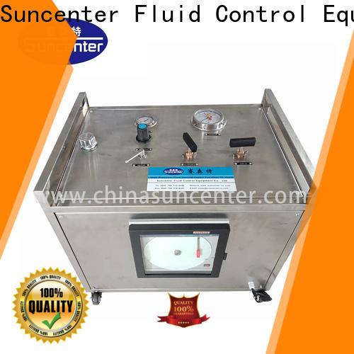 Suncenter professional hydraulic power unit overseas market forshipbuilding