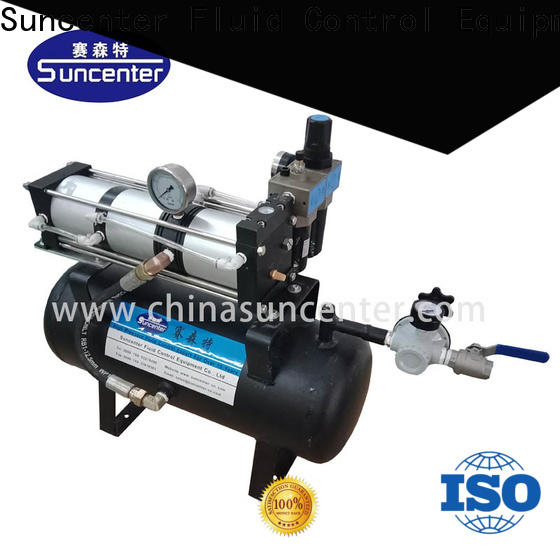 Suncenter bar air pressure pump from china for safety valve calibration
