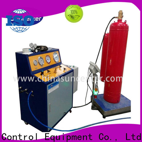 Suncenter cylinder fire extinguisher refill station free design for fire extinguisher