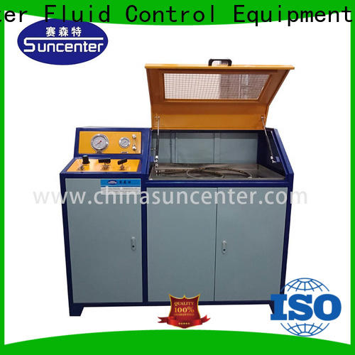 Suncenter high-quality water pressure tester for-sale for flat pressure strength test
