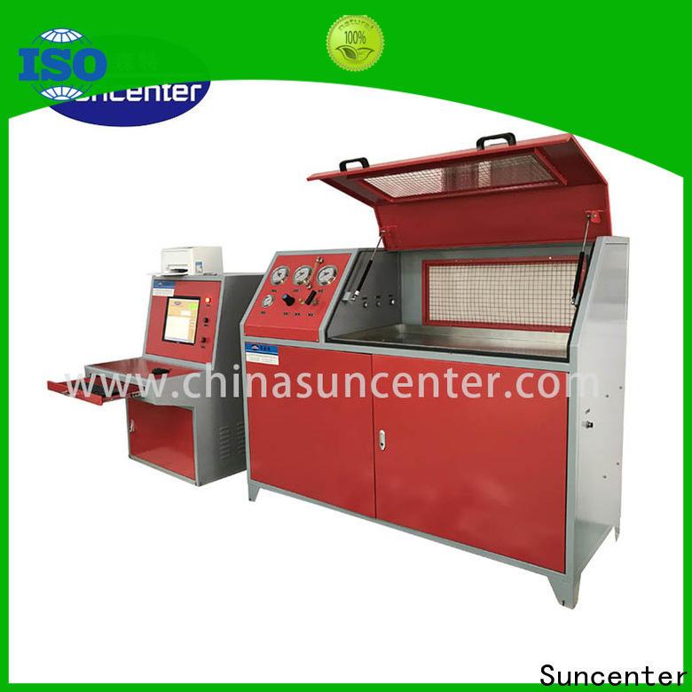 Suncenter professional hydrotest pressure type for pressure test