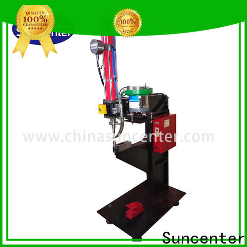Suncenter model riveting machine for-sale for connection