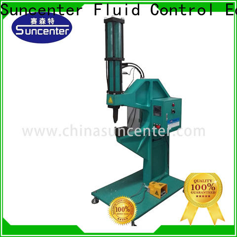 Suncenter professional reviting machine from manufacturer for welding