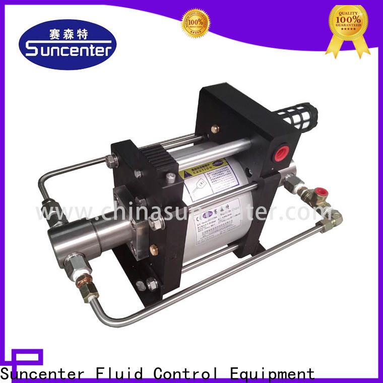 Suncenter competetive price air driven hydraulic pump types for machinery