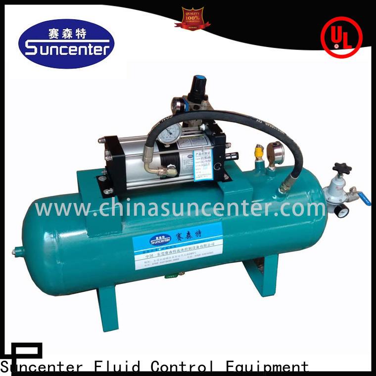 Suncenter light weight air pressure pump manufacturer for safety valve calibration