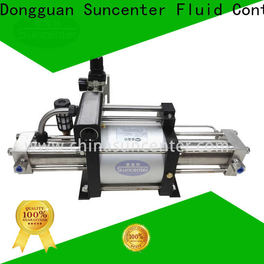 Suncenter easy to use gas booster free design for pressurization