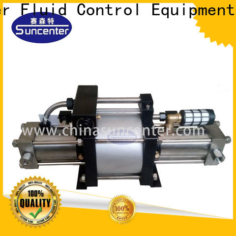 stable gas booster pump at discount for safety valve calibration