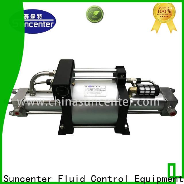 Suncenter model oxygen pumps at discount for safety valve calibration