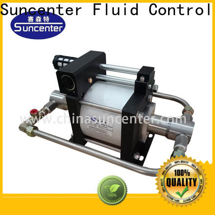 Suncenter co2 booster pump price temperature for safety valve calibration