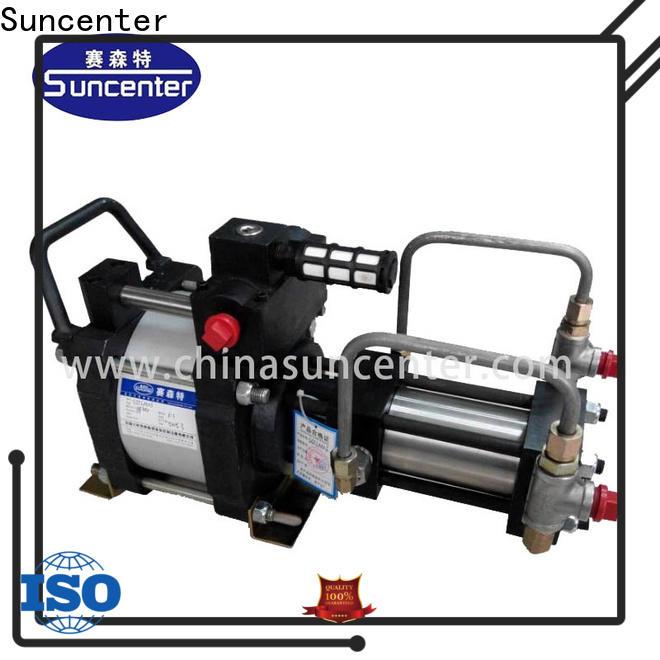 Suncenter industry-leading refrigerant pump export for refrigeration industry