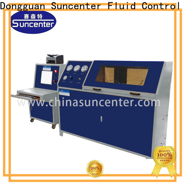Suncenter competetive price water pressure tester sensing for pressure test