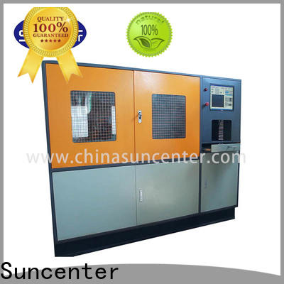 long life compression testing machine control for flat pressure strength test