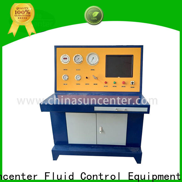 professional cylinder pressure tester machine factory price for metallurgy
