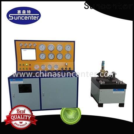 Suncenter effective hydrostatic pressure test marketing for factory