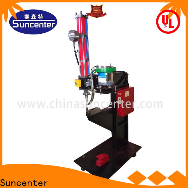 convenient reviting machine power from manufacturer for welding