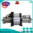 high quality gas booster oxygen bulk production for safety valve calibration