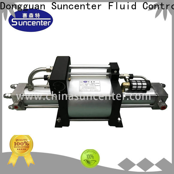 high quality gas booster booster free design for safety valve calibration